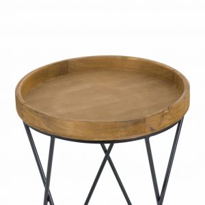 Loft Collection Set of 3 Side Tables