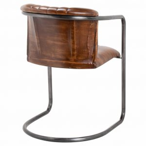 Billy Brown Leather Chair